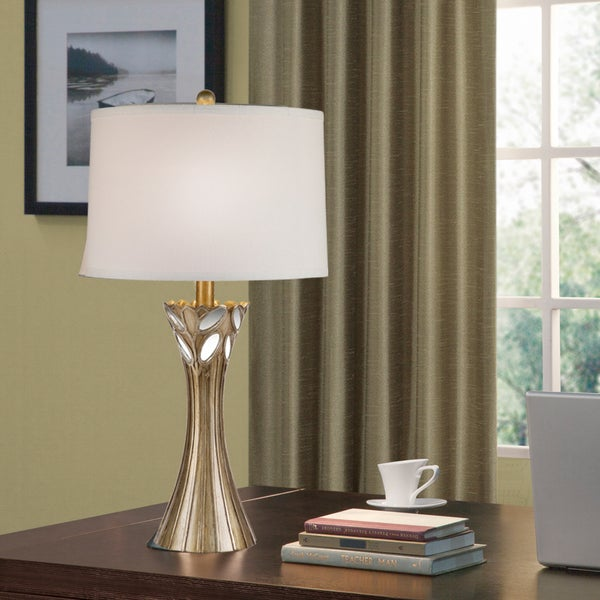 Catalina Lighting Ramsey Resin Table Lamp