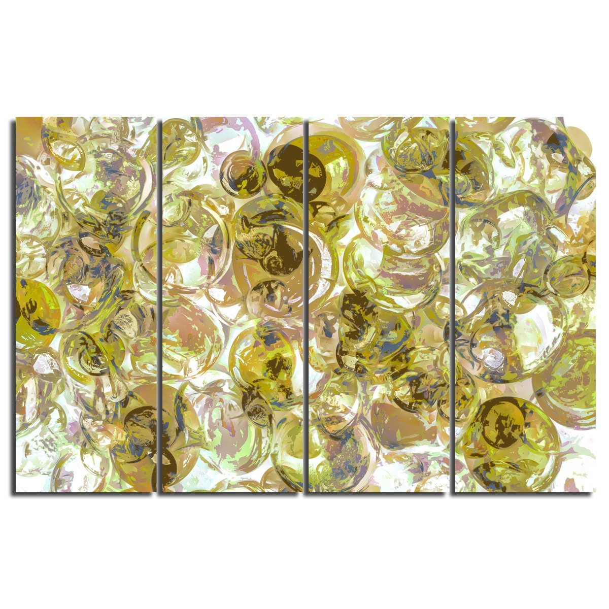 Charming Wall Decor 3 Piece Set Contemporary - The Wall Art ...