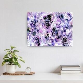 Ready2HangArt Indoor/Outdoor Wall Decor 'Color Clusters III' in ArtPlexi by NXN Designs
