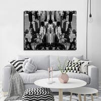 Ready2HangArt Indoor/Outdoor Wall Decor 'Urban Illusions' in ArtPlexi by NXN Designs