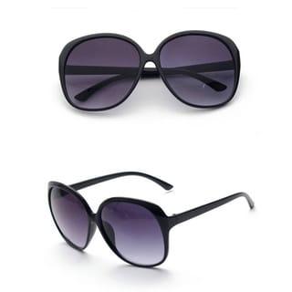 Designer Inspired Polarized Acrylic Frame Sunglasses - B