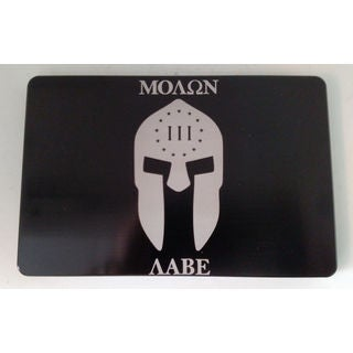 Movan Labe 3x5-inch Billet Aluminum Trailer Hitch Cover