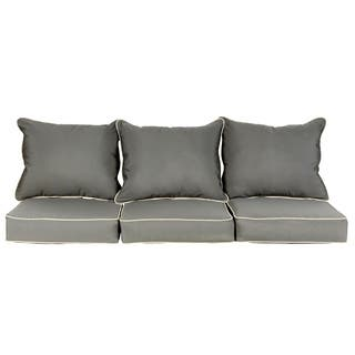 Buy Cream Outdoor Cushions Pillows Online At Overstock Our Best