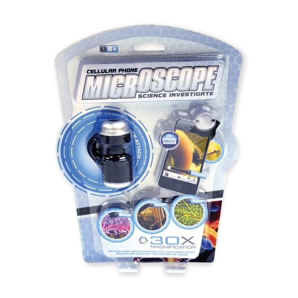 Nature Bound Smart Phone Microscope