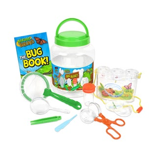 Nature Bound Bug Bucket Habitat Set - Multi