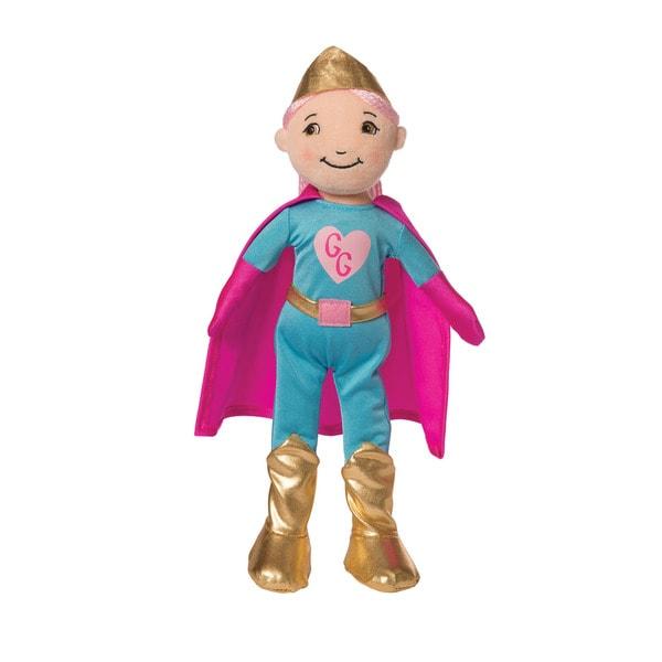 Manhattan Toy Groovy Girls Special Edition Super Groovy Girl Plush Doll