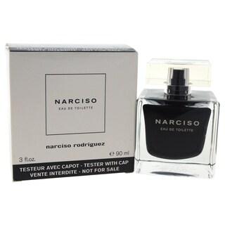 Narciso Rodriguez Narciso Women's 3-ounce Eau de Toilette Spray (Tester)