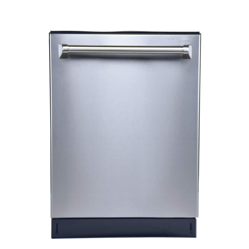 Hallman  Fully Integrated Stainless Steel Steam Dishwasher (Stainless Steel)