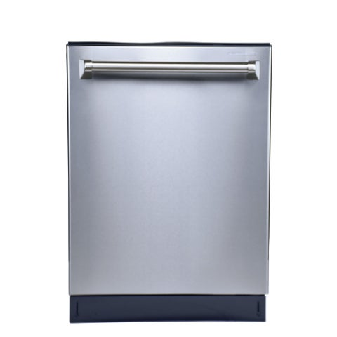 Hallman Fully Integrated Stainless Steel Steam Dishwasher