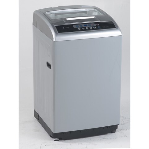 Avanti 2.1 cu Ft Top Load Washer Platinum