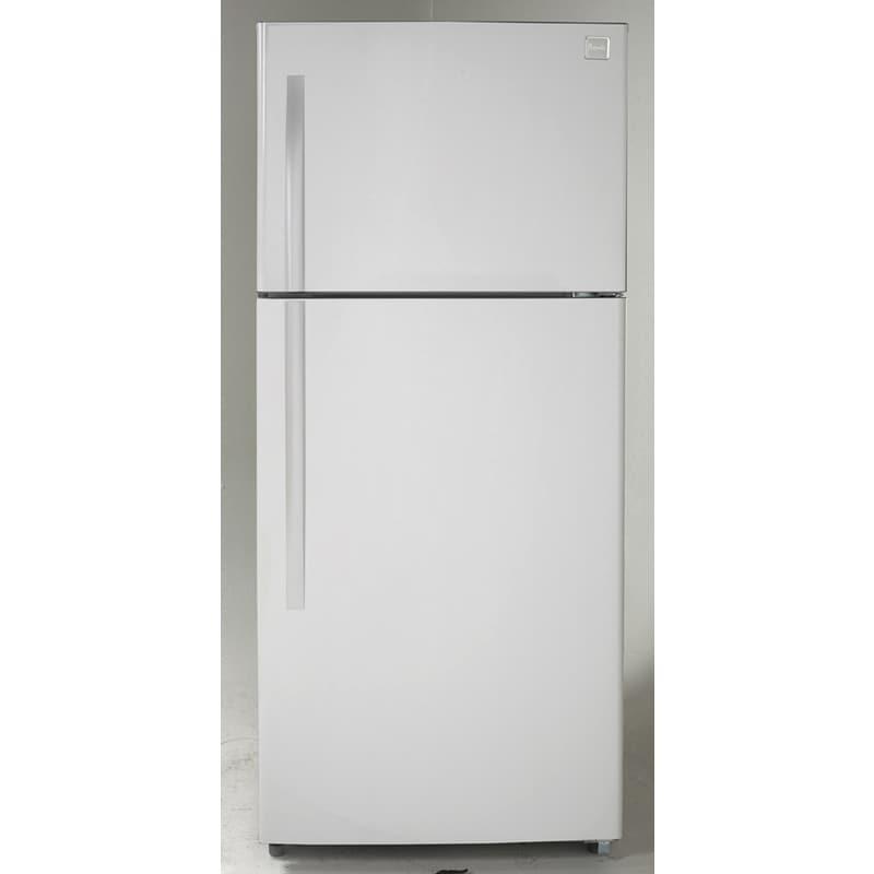 Avanti FF18D0W 18 Cu Ft Frost Free Top Freezer Refrigerat...