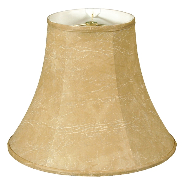 Royal Designs True Bell Lamp Shade, Mouton, 7 x 14 x 11.5, BS-704-14MT