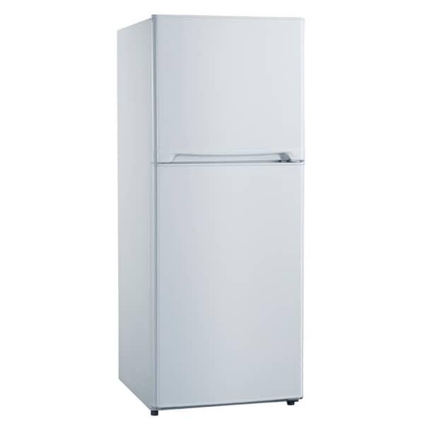 Shop Avanti Ff10b0w 10 Cu Ft Top Freezer Frost Free