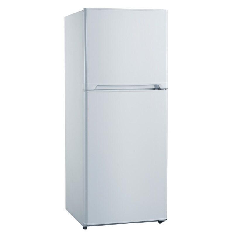 Avanti FF10B0W 10 Cu Ft Top Freezer Frost Free Refrigerat...