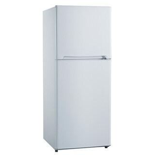 Avanti FF10B0W 10 Cu Ft Top Freezer Frost Free Refrigerator White