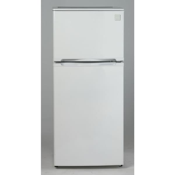 Shop Avanti Ff45006w 4 3 Cu Ft Top Freezer Frost Free