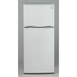 Avanti FF45006W 4.3 Cu Ft Top Freezer Frost Free Refrigerator White