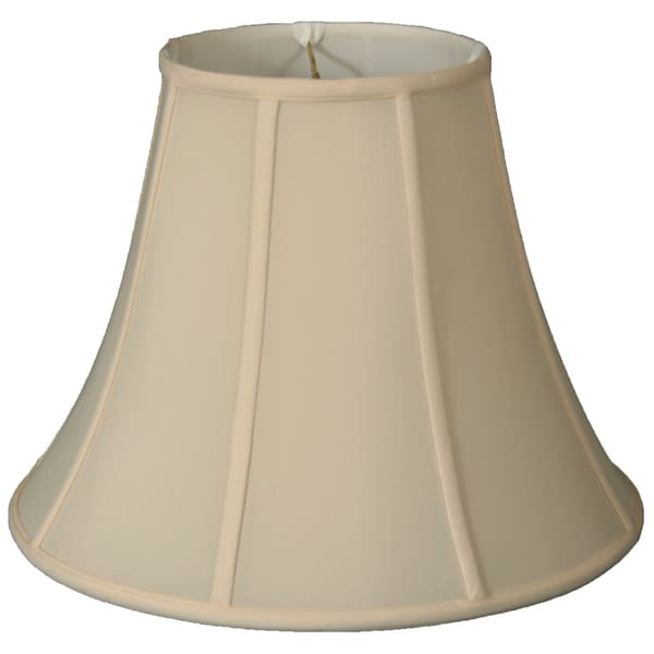 Royal Designs True Bell Lamp Shade, Eggshell, , 8 x 16 x 12.625, BS-704-16EG