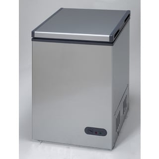Avanti CF35B2P 3.5 Cu Ft Chest Freezer Platinum