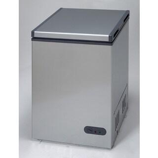 Avanti CF35B2P 3.5 Cu Ft Chest Freezer Platinum