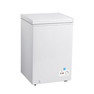Avanti CF35B0W 3.5 Cu Ft Chest Freezer White