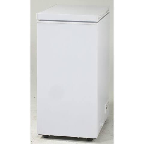 Avanti CF24Q0W 2.5 Cu Ft Chest Freezer White
