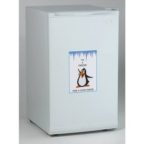 Avanti VF306 2.8 Cu Ft Upright Freezer White