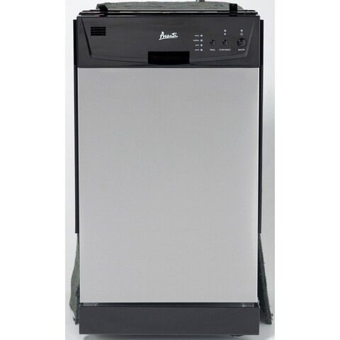 Avanti DW18D3SE Built-in Dishwasher stainless Steel