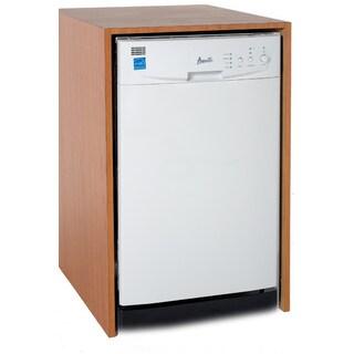 Avanti DW18D0WC Built-in Dishwasher White
