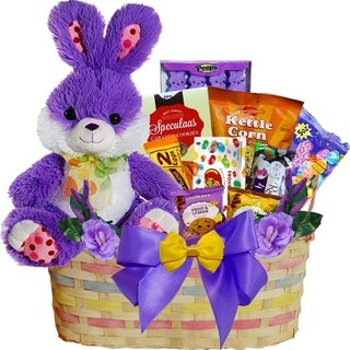 Art of Appreciation Gift Baskets 'My Special Bunny' Easter Gift Basket
