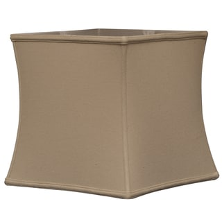 Royal designs square cube bell basic lamp shade linen cream 12 x royal designs square cube bell basic lamp shade linen beige 14 x 15 x aloadofball Choice Image
