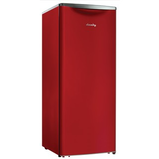 Danby DAR110A2LDB 11CF Apartment Size Refrigerator Red