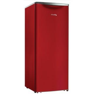 Danby DAR110A2LDB 11CF Apartment Size Refrigerator Red