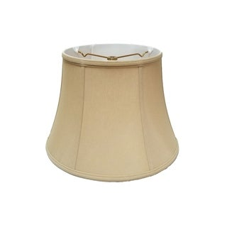 Royal Designs Modified Bell Lamp Shade, Antique Gold, 6.5 x 10 x 8.5
