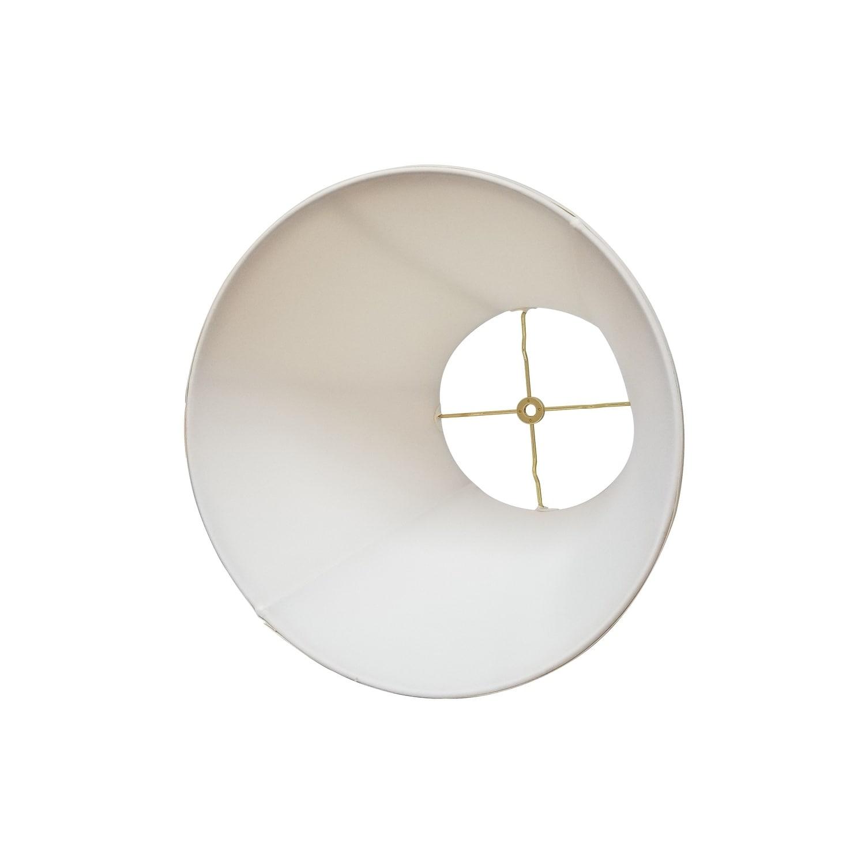 Royal Designs Deep Empire Eggshell Lamp Shade 11 X 22 X 16 Overstock 14800922