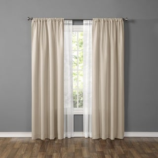 Made 4 You Curtain Panel Pair and Sheer Set