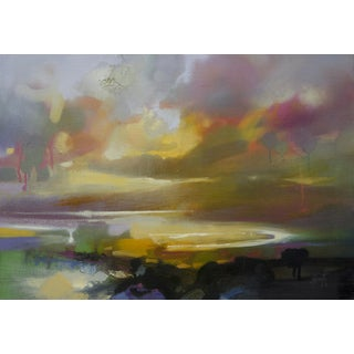 'Pond' by Scott Naismith Canvas Printed Gallery-Wrapped Canvas Wall Art, Ready to Hang