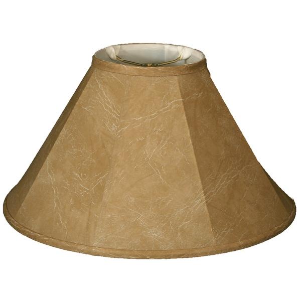 Royal Designs Empire Lamp Shade, Mouton, 6 x 18 x 11.5