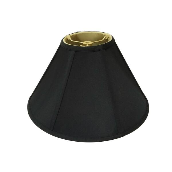 Royal Designs Coolie Empire Black Lamp Shade 6 X 18 X 11 5 Overstock 14801239