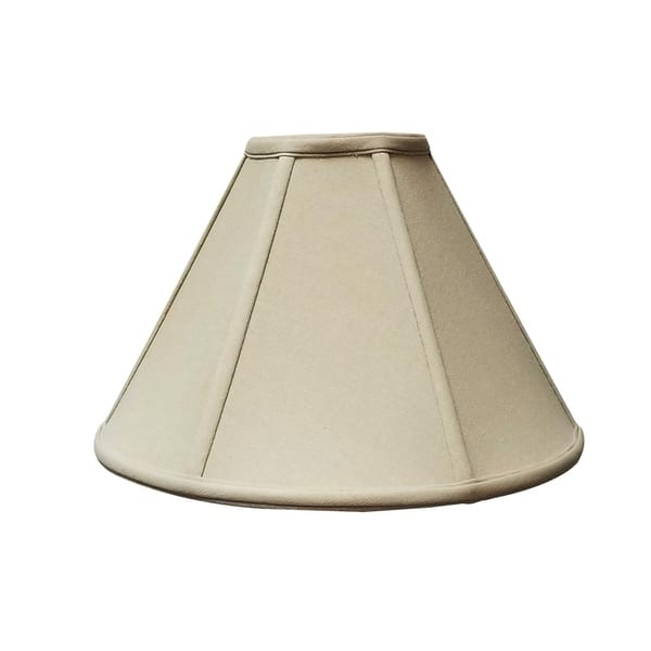 Royal Designs Coolie Empire Linen Beige Lamp Shade 6 X 18 X 11 5 On Sale Overstock 14801241