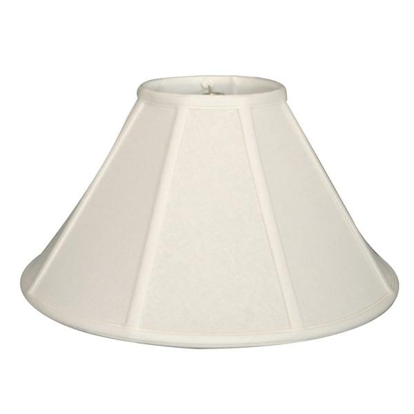 Shop royal designs empire lamp shade linen white 5 x 14 x 95 royal designs empire lamp shade linen white 5 x 14 x 95 aloadofball Images