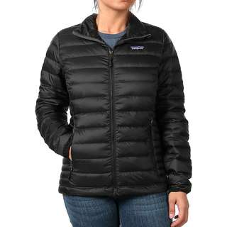 Patagonia Women's Black Down Sweater Jacket