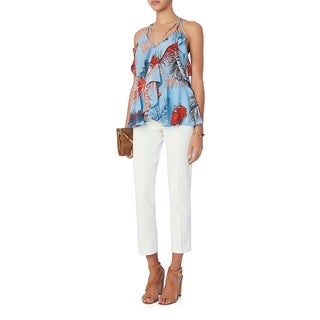 Emilio Pucci Blue Floral Cami (3 options available)
