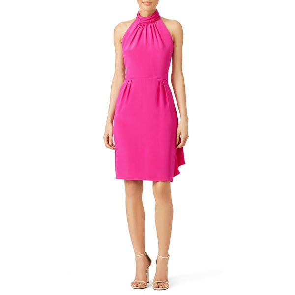 Fuchsia Dress