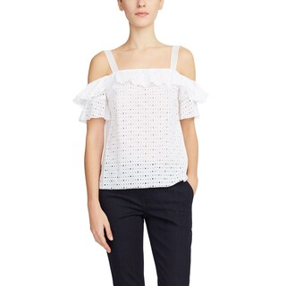 Elie Tahari White Harley Blouse (3 options available)