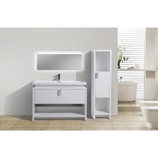 Moreno 48-inch Modern Bathroom Vanity