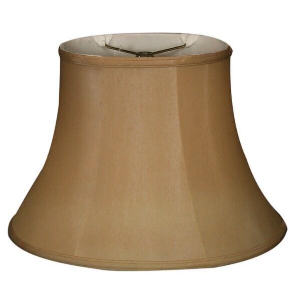 Royal Designs Oval Basic Lamp Shade, 10.5 x 7.5 x 18 x 14 x 13