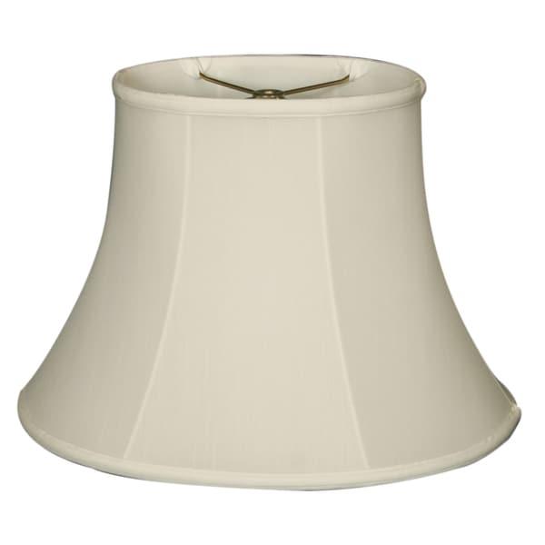 Royal Designs Oval Basic Lamp Shade, 9.5 x 6.5 x 16 x 12.5 x 11.5