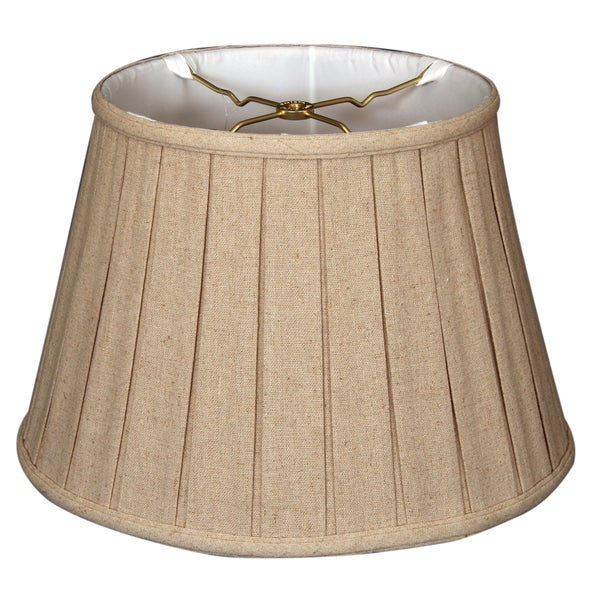 Shop Royal Designs Empire English Pleat Basic Lamp Shade