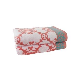 Jessica Simpson Bath Towel Jacquards - Bali